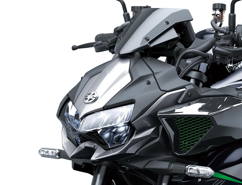 Kawasaki Z H2 Front