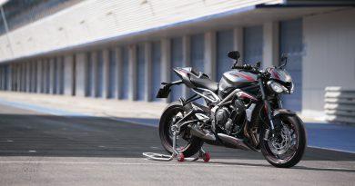 2020 Triumph Street Triple RS